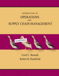 Test Bank for Introduction to Operations and Supply Chain Management, 2nd Edition: Bozarth