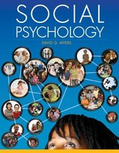 Social Psychology Myers 11th Edition Test Bank