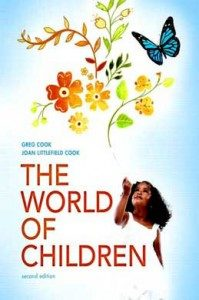 Test Bank for The World of Children, 2nd Edition: Cook