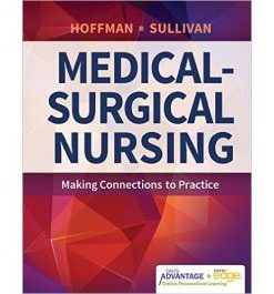 Test Bank for Medical Surgical Nursing 1st Edition by Hoffman