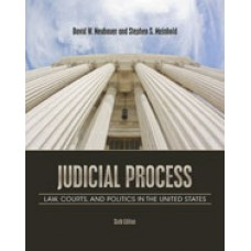 Test Bank for Judicial Process Law, Courts, and Politics in the United States, 6th Edition