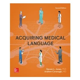 Test Bank for Acquiring Medical Language 2nd Edition By Jones