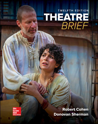 Test Bank for Theatre, Brief 12th by Cohen
