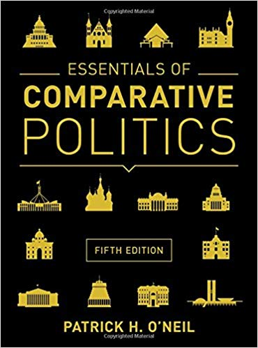 Test Bank for Essentials of Comparative Politics 5th by O'Neil