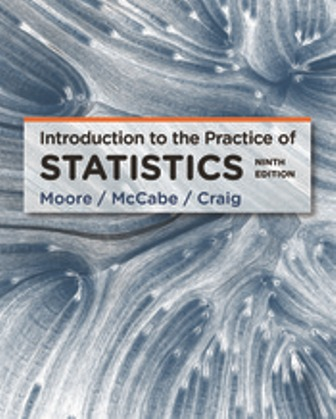 Test Bank for Introduction to the Practice of Statistics, 9th Edition, David S. Moore, ISBN-10: 1319013384, ISBN-13: 9781319013387